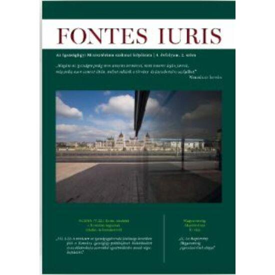 Fontes Iuris 2018/2.
