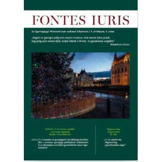 Fontes Iuris 2018/4.