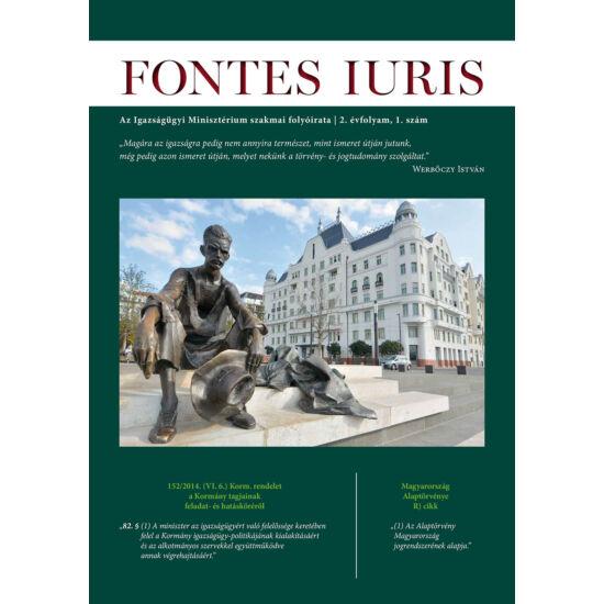 Fontes Iuris 2016/1.