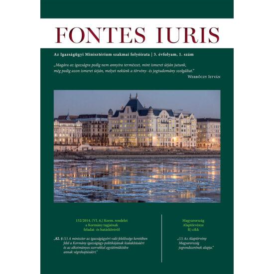Fontes Iuris 2017/1.