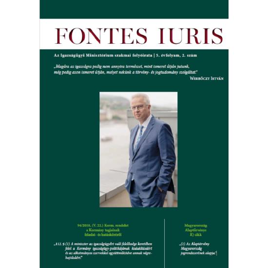 Fontes Iuris 2019/2.