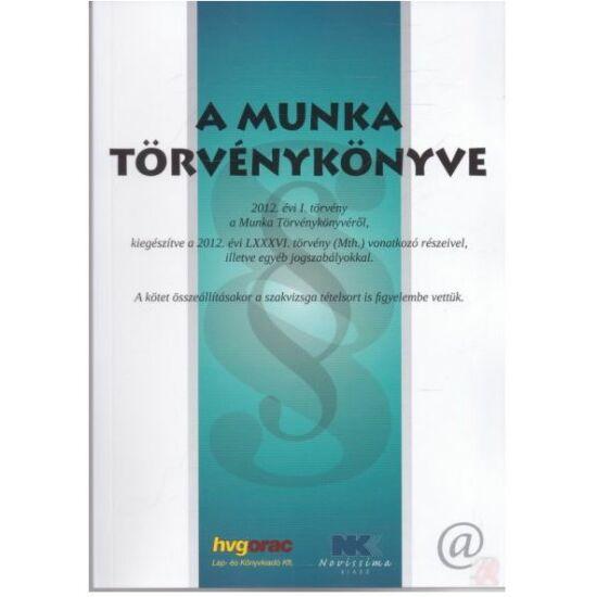 A Munka törvénykönyve